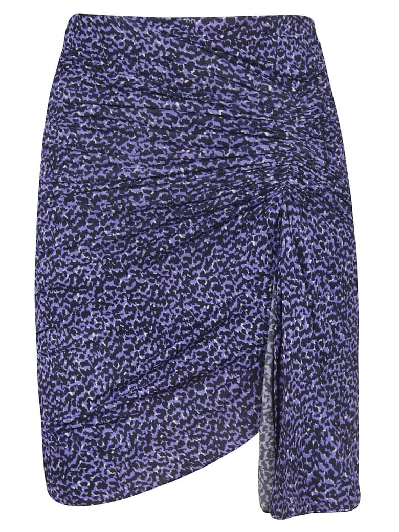 Isabel Marant Jominy Skirt - violet