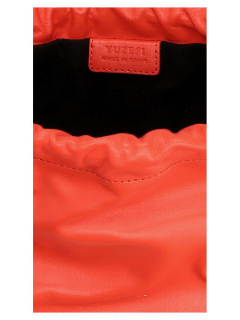 YUZEFI 'mini Bom' Bag - Red