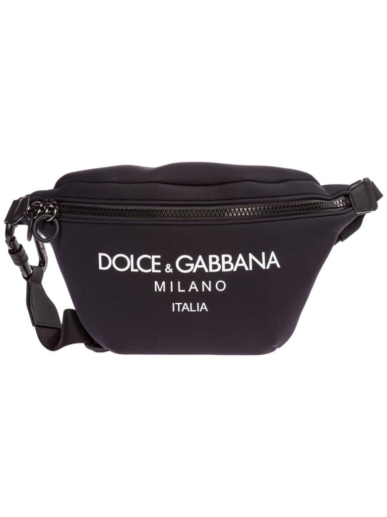 Dolce & Gabbana Dolce&gabbana Palermo Bum Bag - Nero