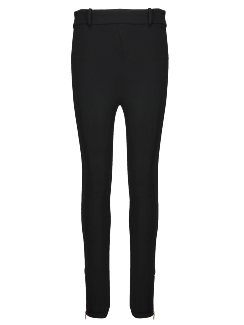 Versace Trousers - Black