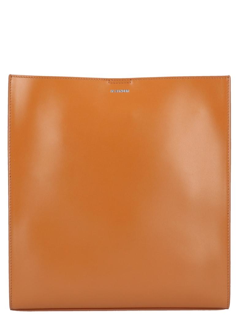 Jil Sander 'tangle' Bag - Brown