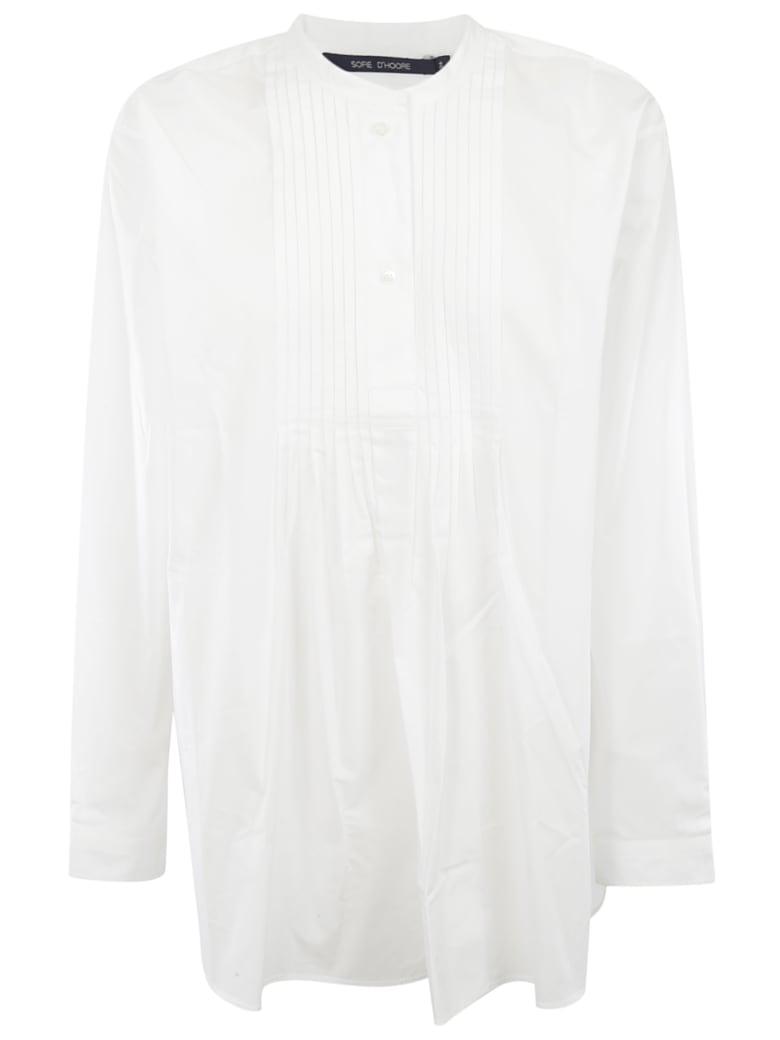 Sofie d'Hoore Bernadette Shirt - White