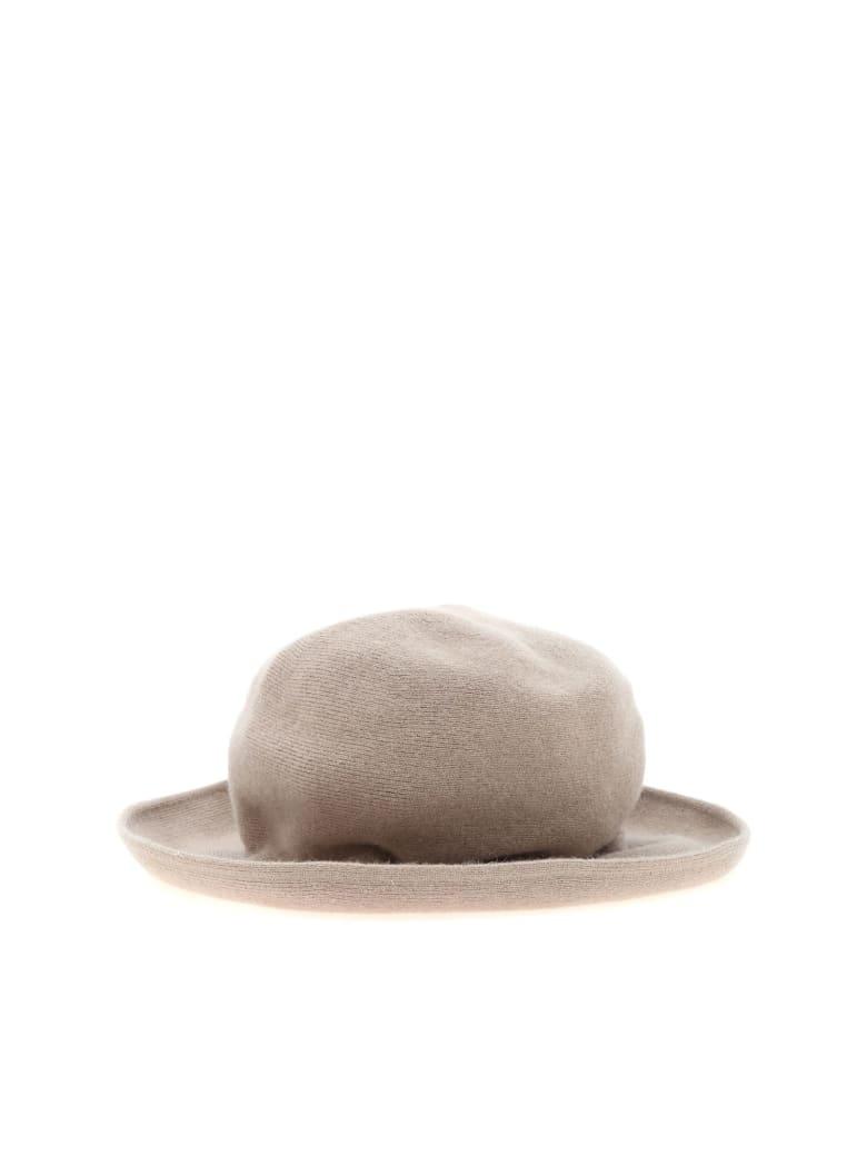 Kangra Wool And Silk Hat - Naturale