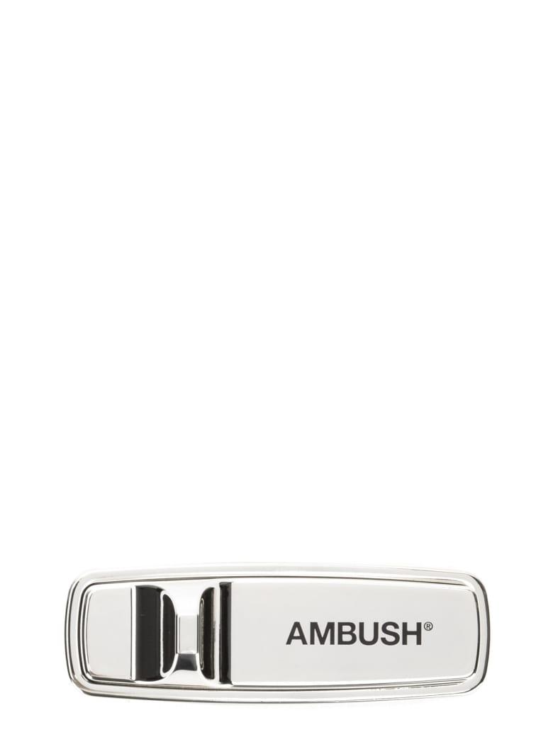 AMBUSH Brooche - Argento