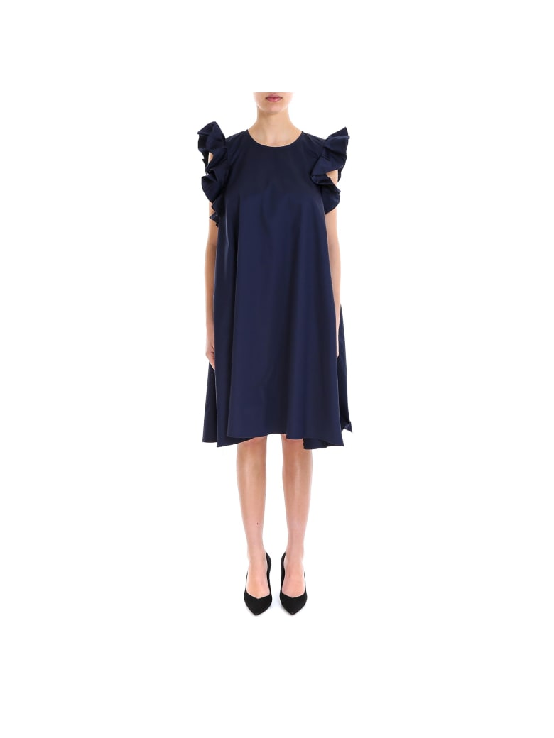 Lardini Ponto Dress - Blue