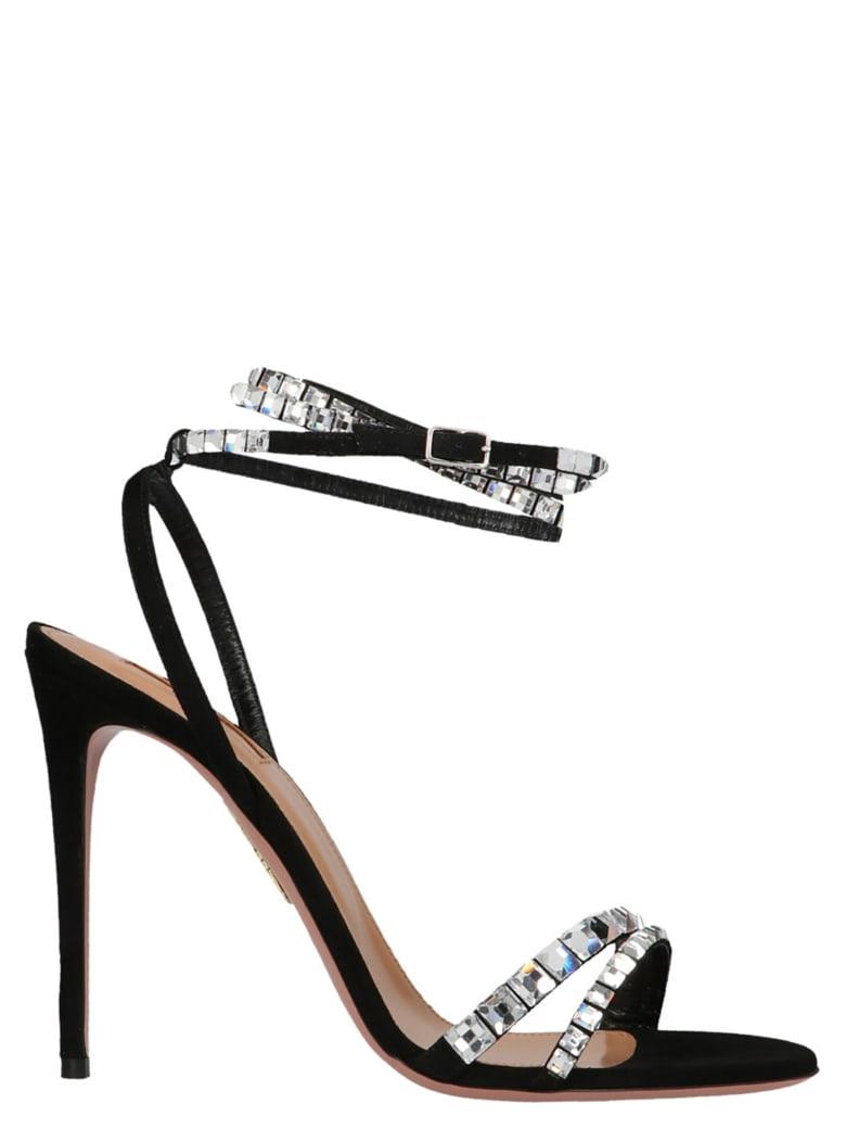 Aquazzura 'so Vera' Shoes - Black