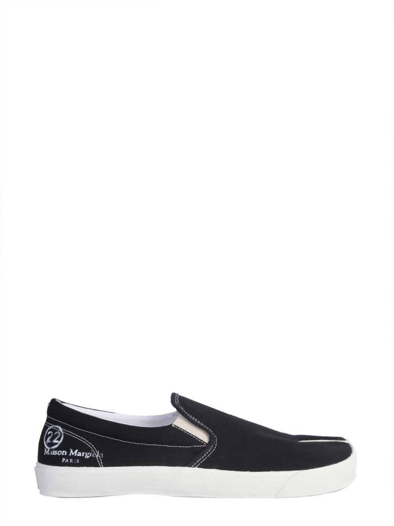 Maison Margiela Tabi Slip On - NERO