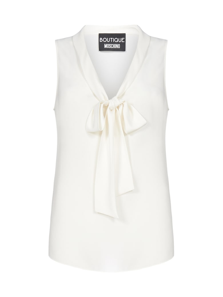 Boutique Moschino Shirt - Bianco