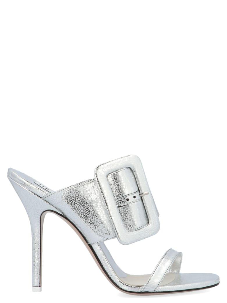 The Attico Shoes - Silver