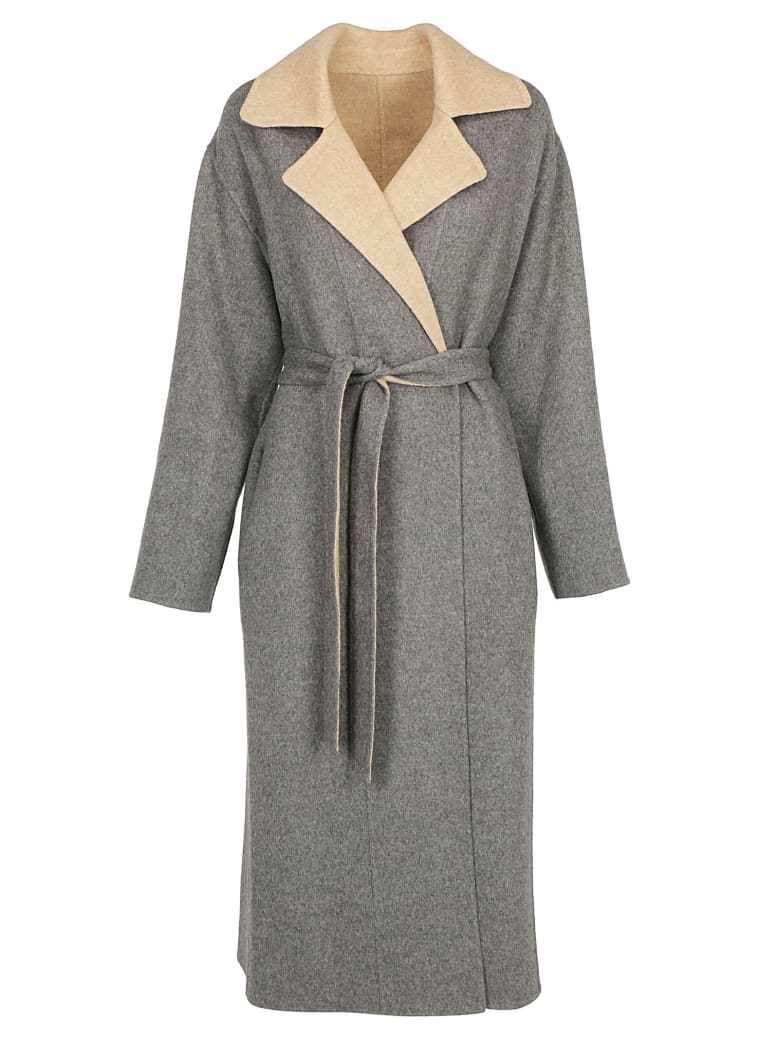 Givenchy Coat - Grey beige