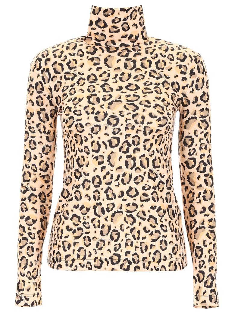 Rokh Leopard-printed Top - LEO (Beige)