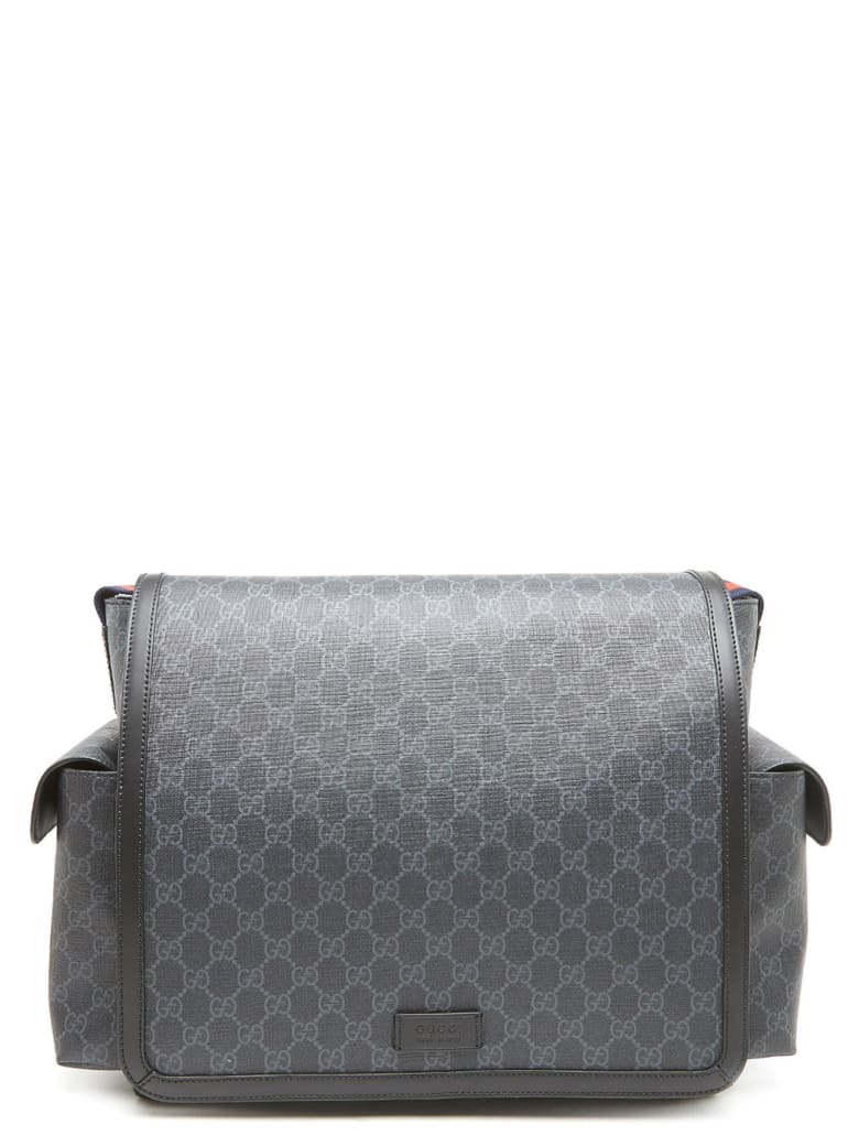 Gucci 'papa Bag' Bag - Black