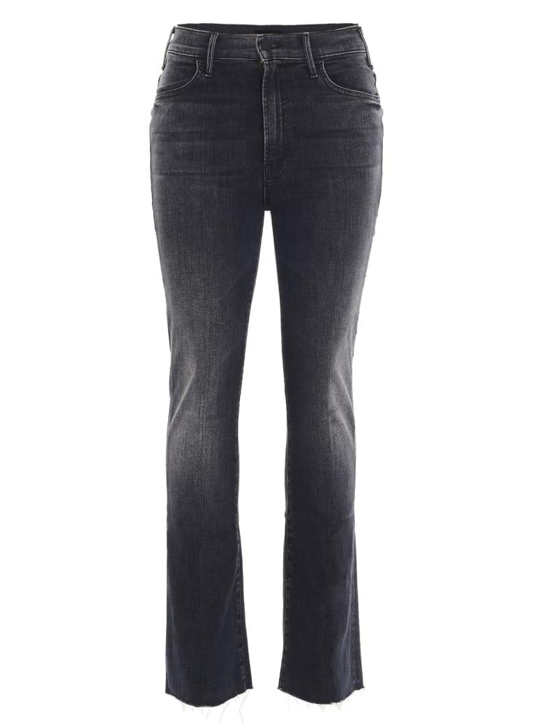 Mother 'the Hustler Ankle Frame' Jeans - Grey