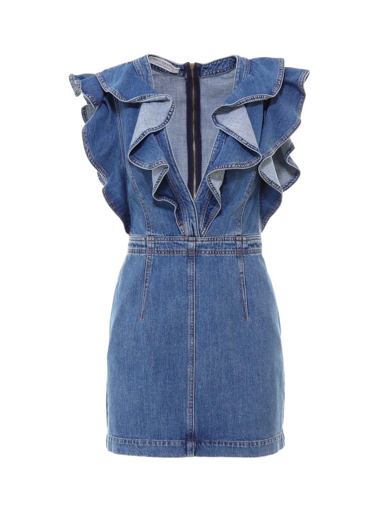 Philosophy di Lorenzo Serafini Dress - Blue