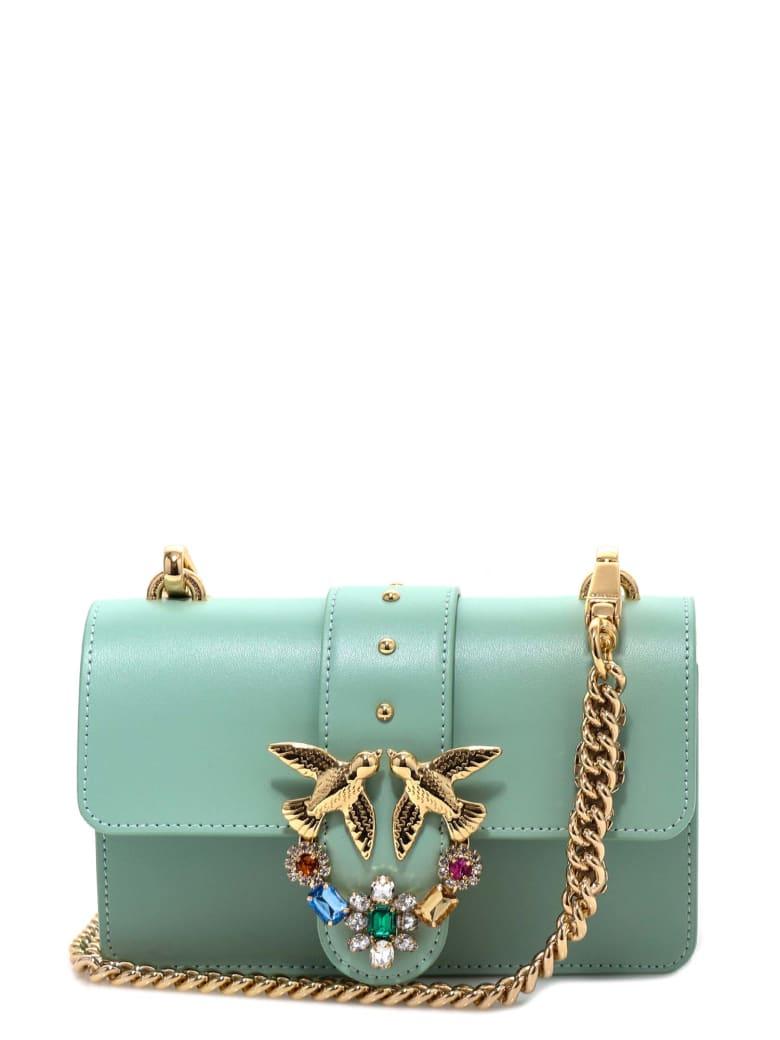 Pinko Shoulder Bag - Blue