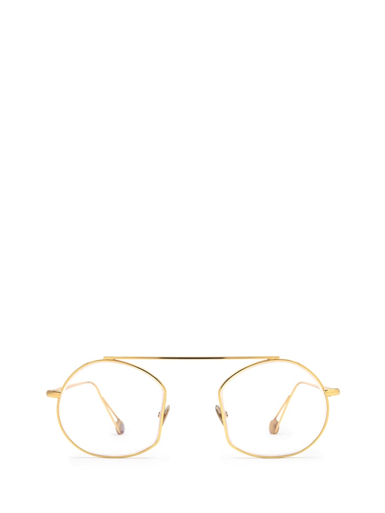 AHLEM Ahlem Place Des Victoires Optic Peony Gold Glasses - PEONY GOLD