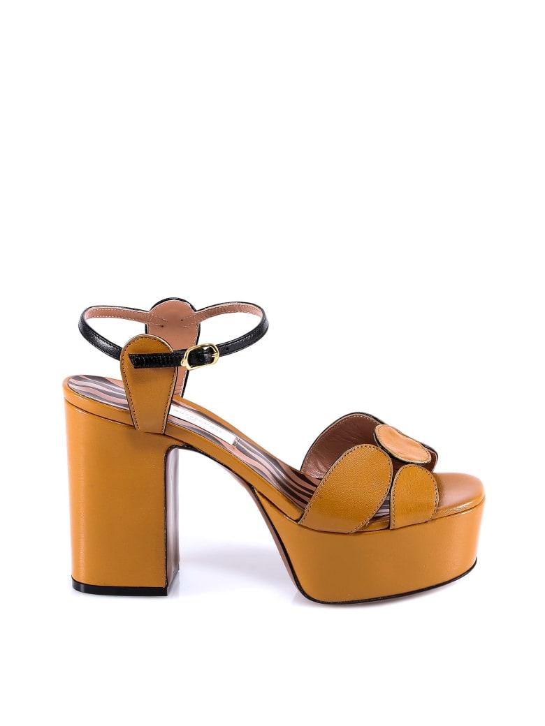 L'Autre Chose Sandals - Brown