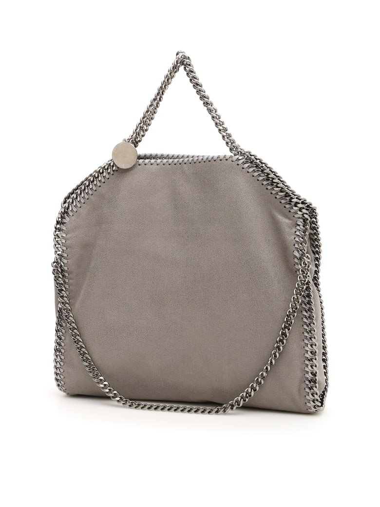 Stella McCartney 3 Chain Falabella Tote Bag - LIGHT GREY (Grey)