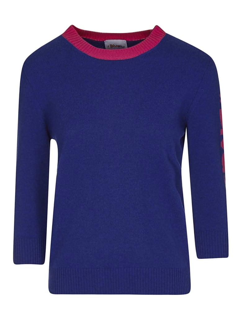 Diva Slim Fit Sweater - Bluette