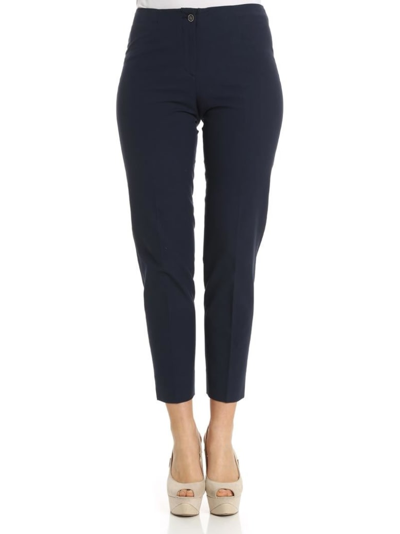 QL2 - Mina Trousers - Blue