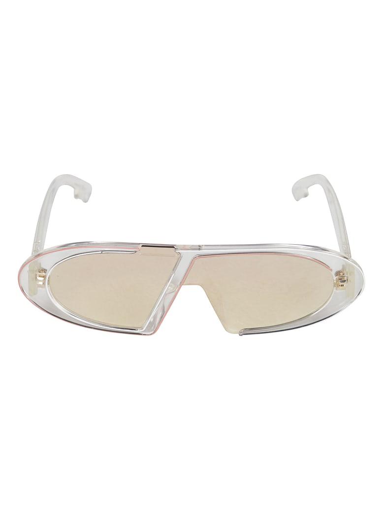 Christian Dior Logo Sunglasses DiorOblique - Transparent