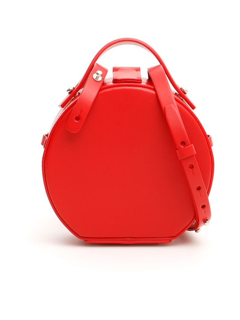Nico Giani Mini Circle Bag - RED (Red)