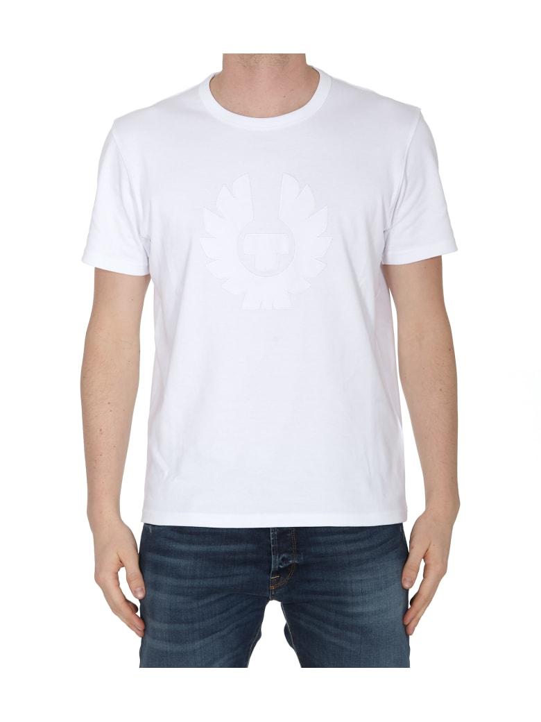 Belstaff Logo T-shirt - White