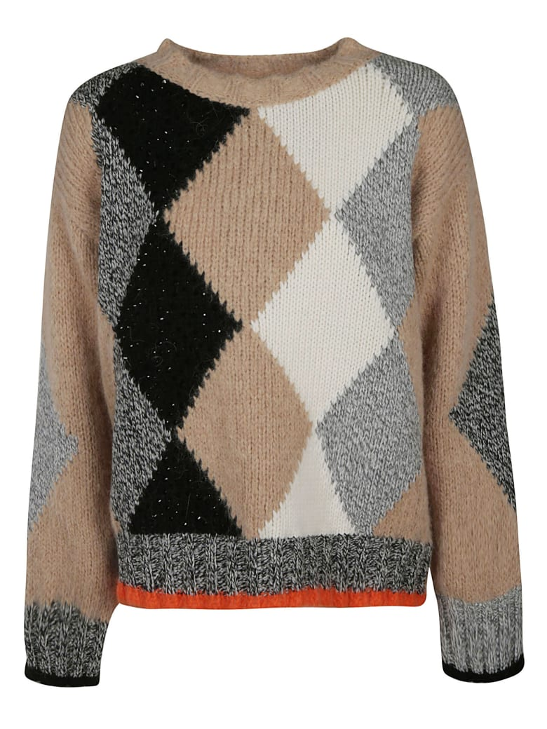 Ermanno Scervino Knitted Sweater - pink