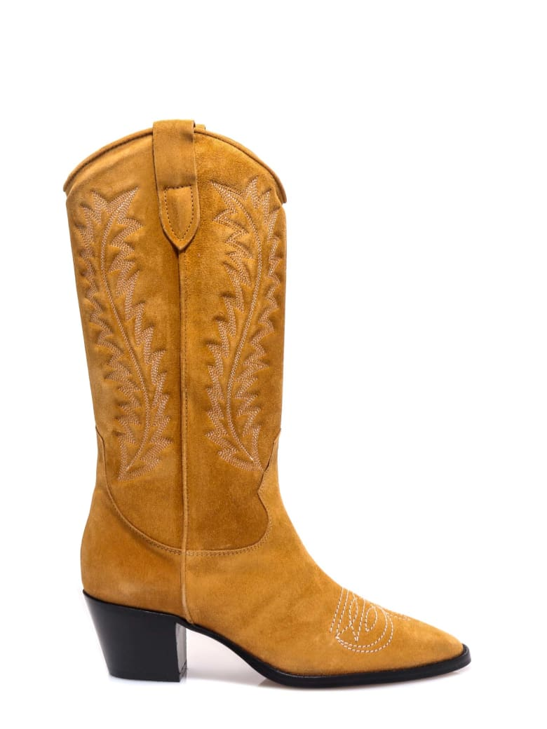 Paris Texas Boots - Brown