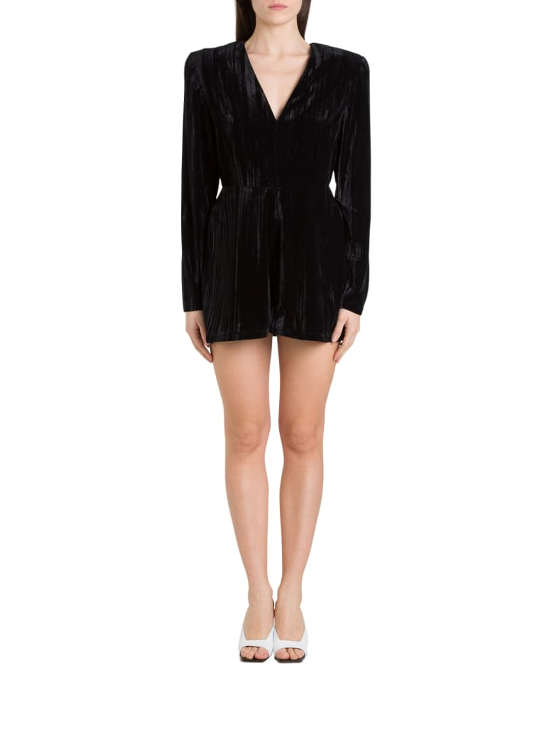 Rotate by Birger Christensen Adelina Suit - Nero