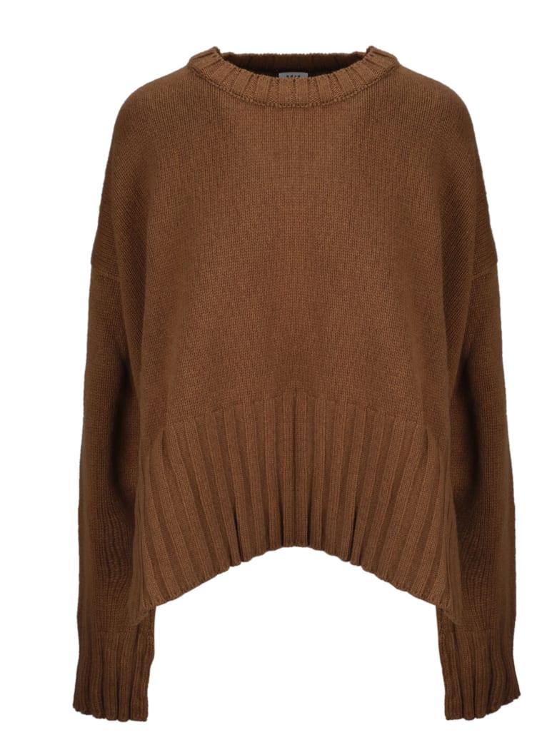 Parosh Sweater - Brown