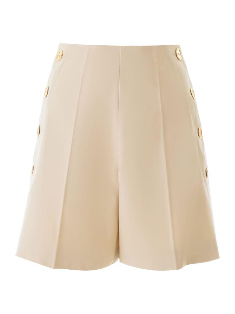 Patou Iconic Shorts - VANILLA (Beige)