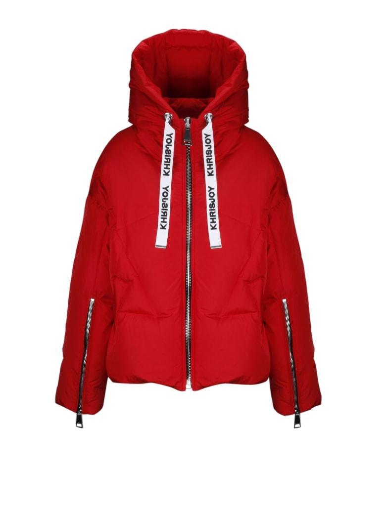 Khrisjoy Jacket - Red