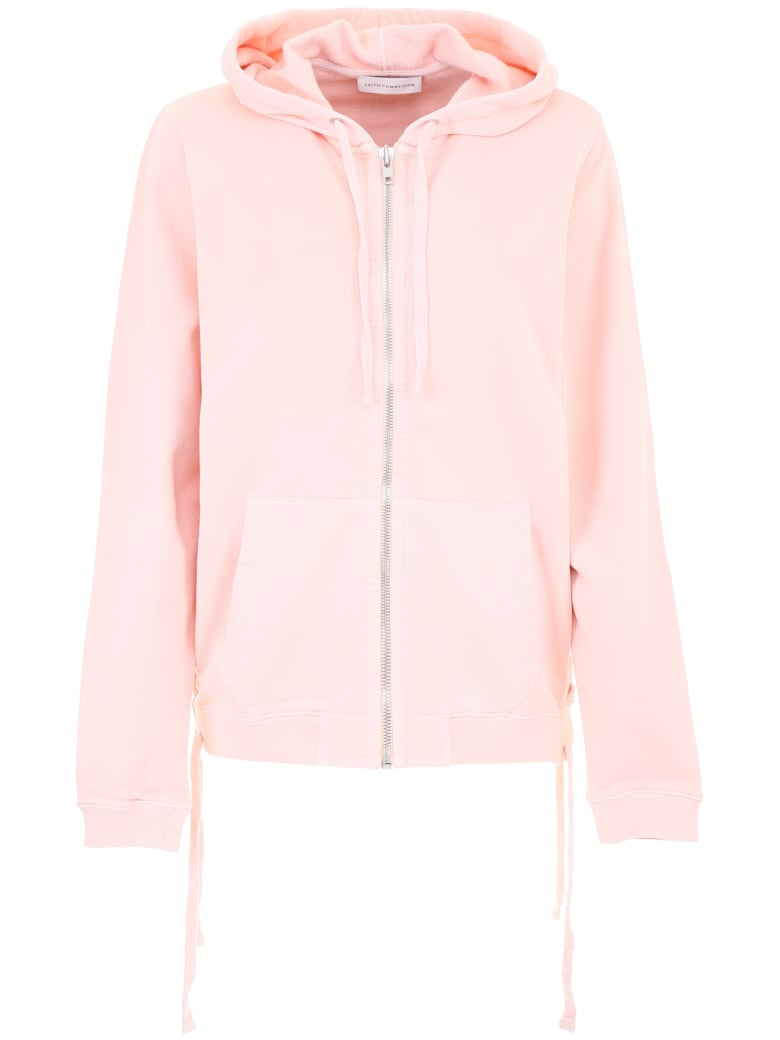 Faith Connexion New York Hoodie - BABY PINK (Pink)
