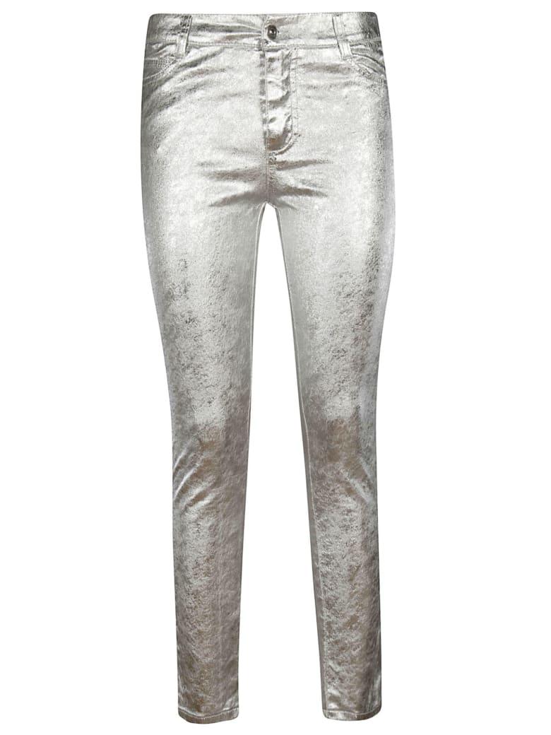 Ermanno Scervino Slim-fit Jeans - silver