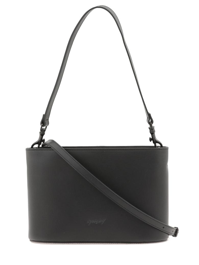 Marsell Shoulder Bag - BLACK