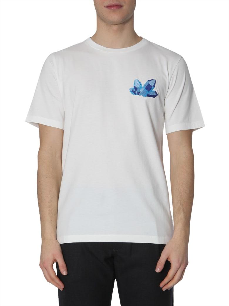 Paul Smith Round Neck T-shirt - BIANCO