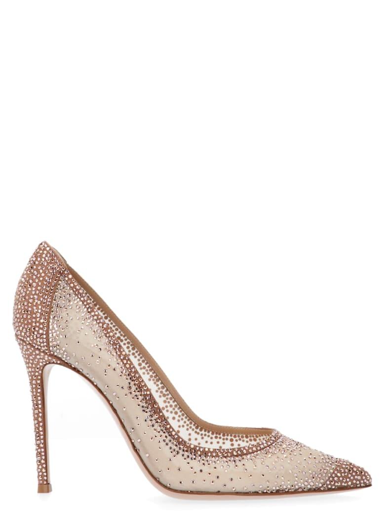 Gianvito Rossi 'rania' Shoes - Multicolor