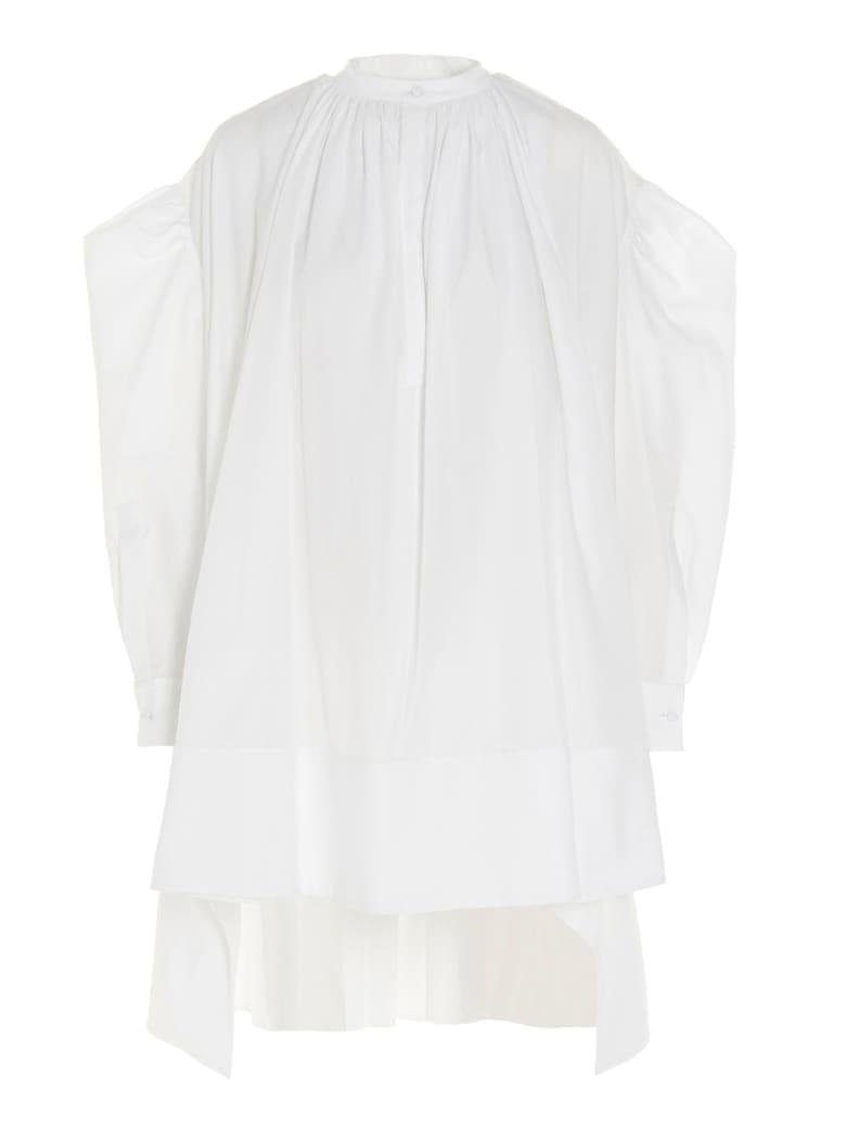 Alexander McQueen Dress - Optical white