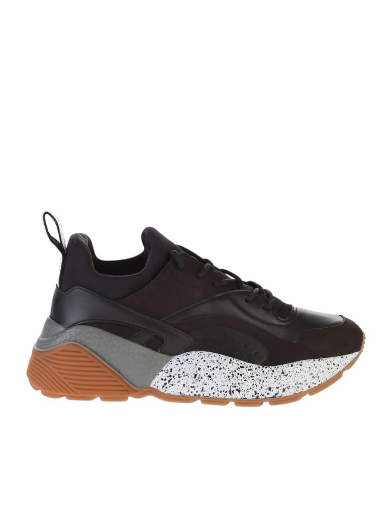 Stella McCartney Black Eclypse Sneakers - Black