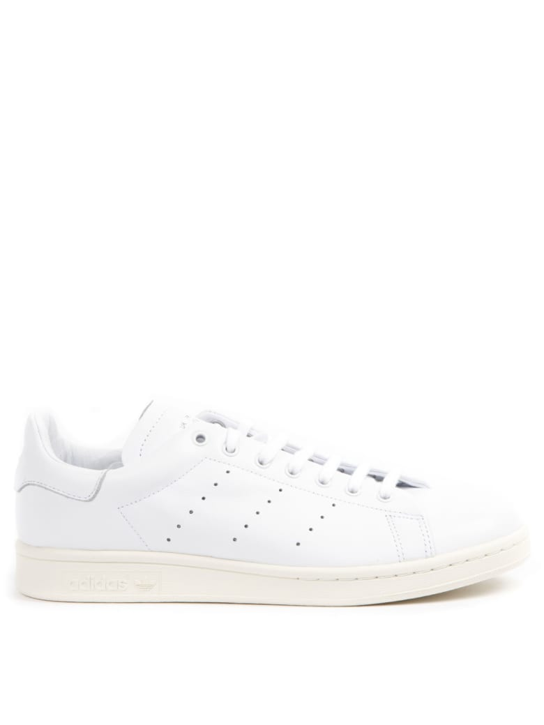 separation shoes ab904 922eb Best price on the market at italist | Adidas Originals Adidas Originals  Stan Smith Recon White Leather Sneakers