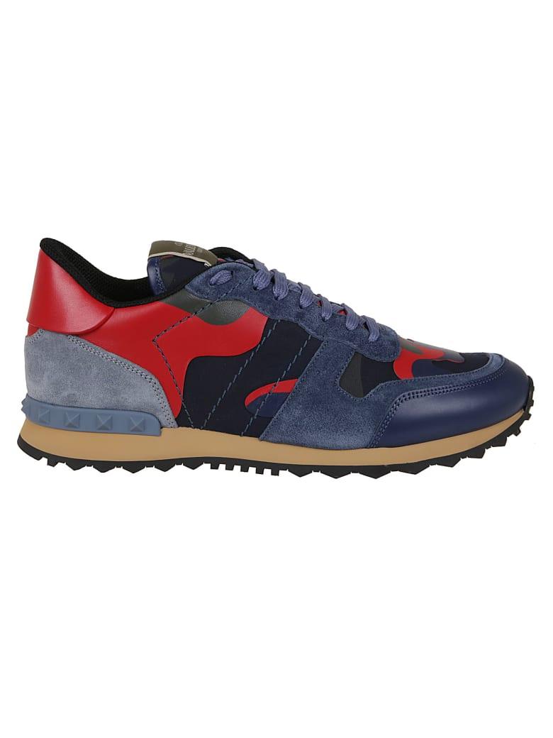 Valentino Garavani Sneakers - Marin Rouge