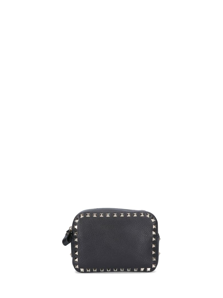 Valentino Garavani Shoulder Bag - Black