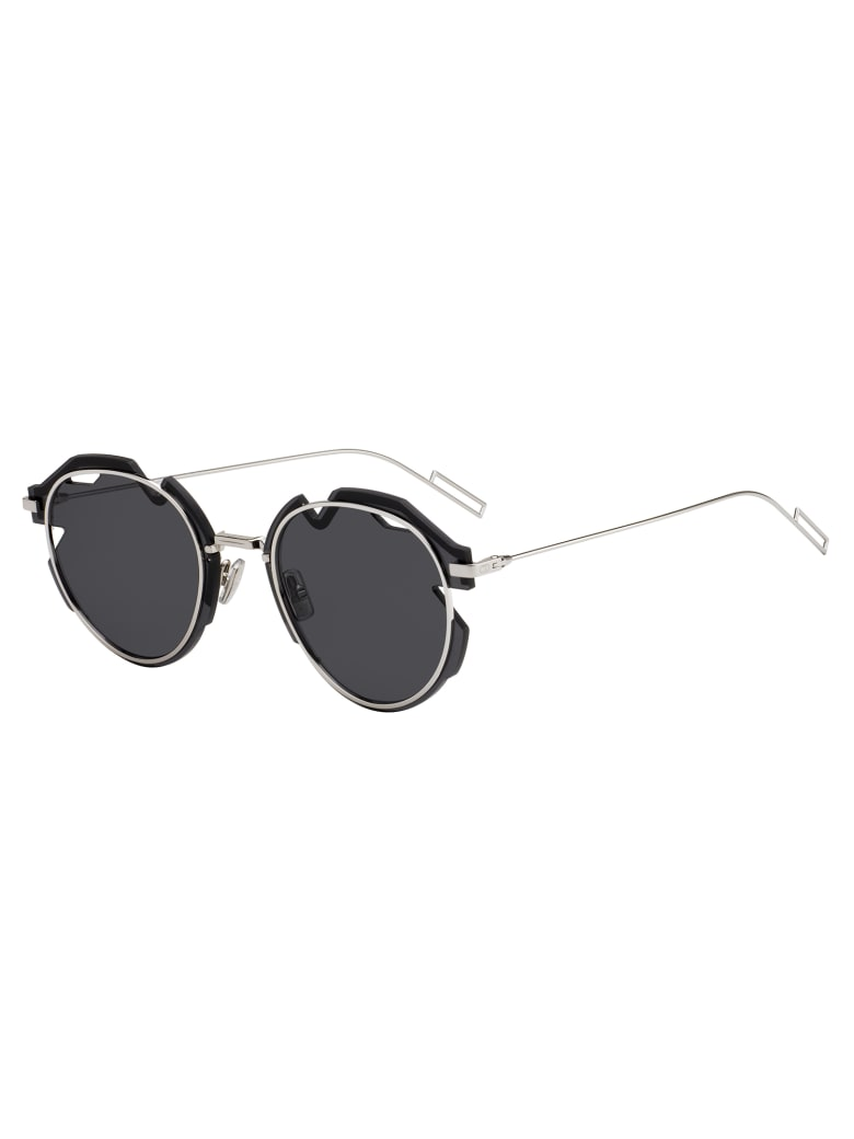 Christian Dior DIORBREAKER Sunglasses - K Palladium