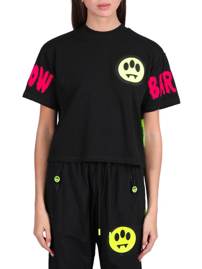 Barrow Cropped T-shirt - Nero