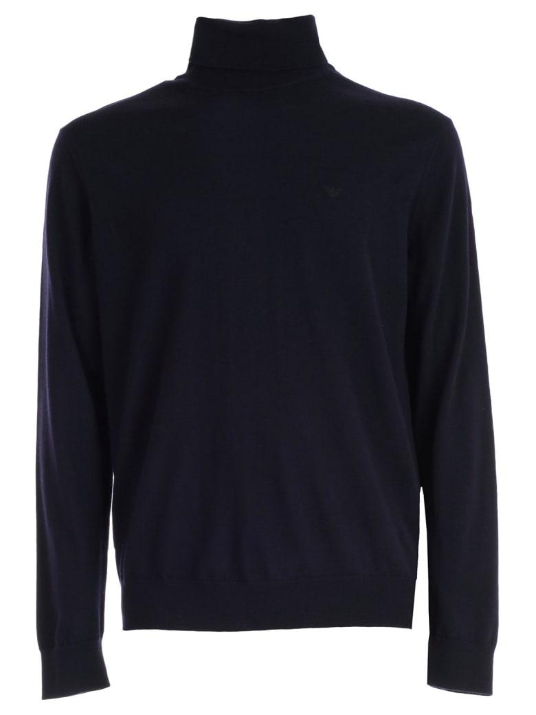 Emporio Armani Sweater - Blu
