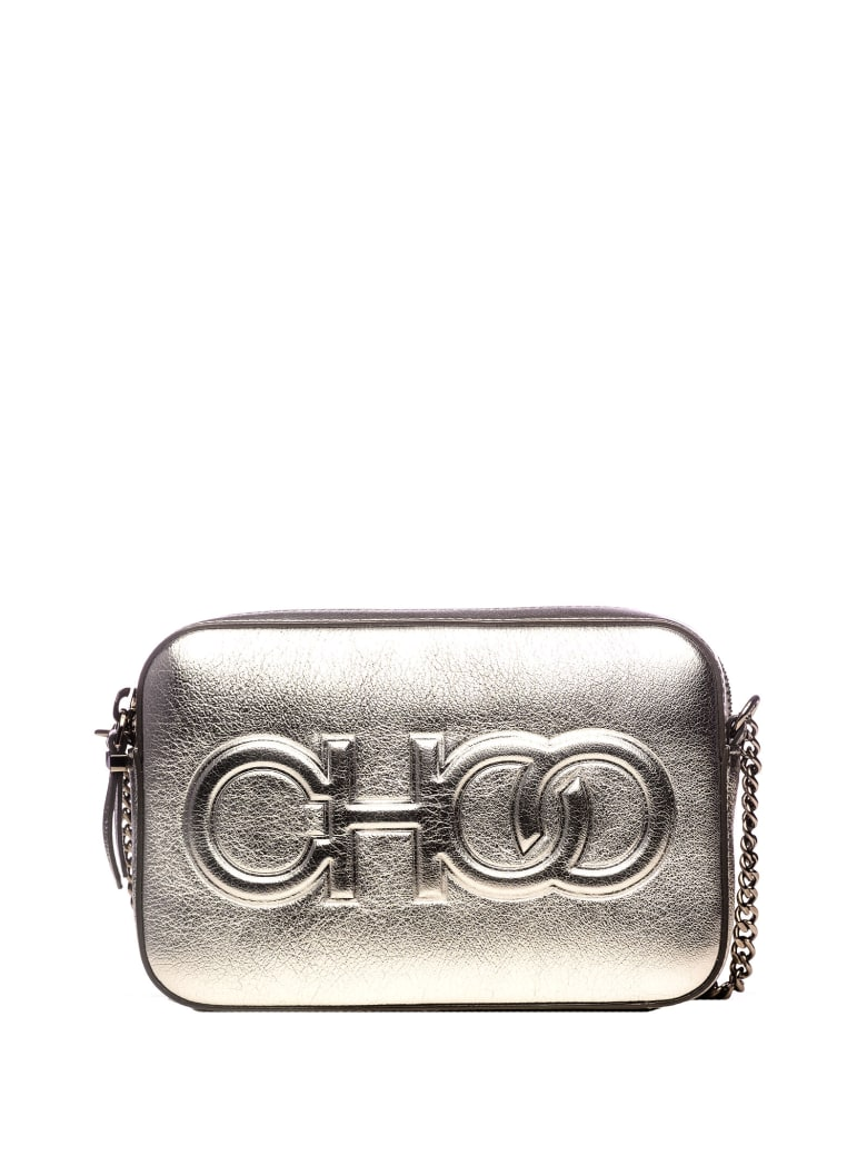 2020 reasonable price price reduced Best price on the market at italist | Jimmy Choo Jimmy Choo Jimmy Choo  Balti Silver Bag