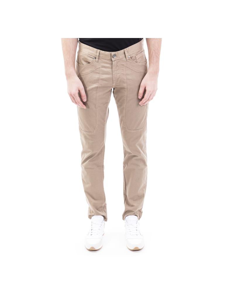Jeckerson Blend Cotton Jeans - KAKI