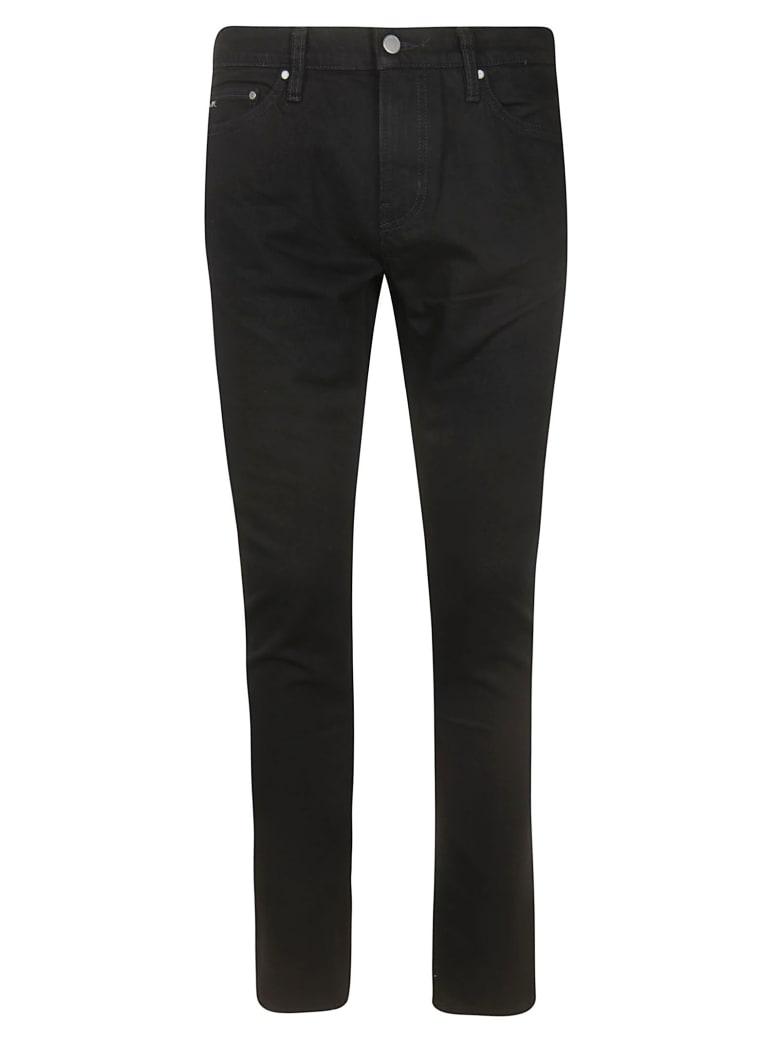 Michael Kors Stretch Fit Jeans - black
