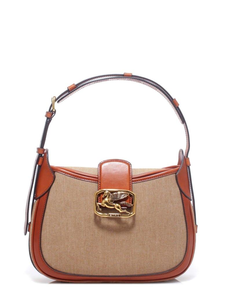 Etro Shoulder Bag - Beige